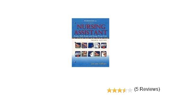 Workbook for the nursing assistant 9780131196414 medicine workbook for the nursing assistant 9780131196414 medicine health science books amazon fandeluxe Choice Image