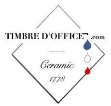 Evier C/éramique Timbre Doffice 2 Bacs campagnard Blanc.