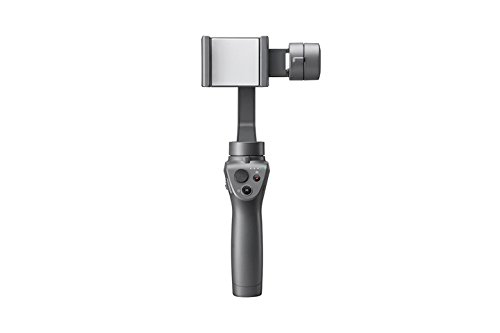 DJI Osmo Mobile 2 3-Axis Handheld Gimbal Stabilizer for iPhone & Android Smartphones with PGYTECH Action Camera Adapter