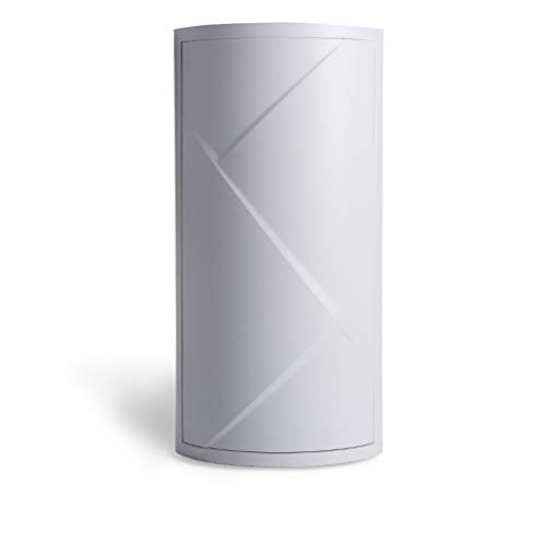 (LQBZ Cosmetic Storage Box Makeup Organizer Multi-Layer Draweruff0cBathroom Triangle Rack Rotary Plastic Kitchen Storage Rack Bathroom Skin Care Organizer-Grey)