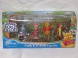 """Disney Winnie The Pooh 2"""" Figure Set"""