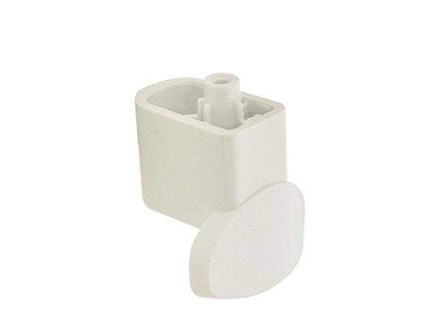 WB06X10943 Handle Support for General Electric Microwave by Lifetime Appliance Parts (Image #2)