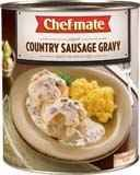 Chef-Mate, Country Sausage Gravy, 105 oz. (6 Count)