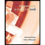 Programming in Visual C# 2008 ((3rd,)10) by [Paperback (2009)]