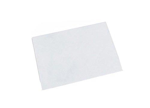 RetailSource E131001WT10 Flat Tyvek Envelopes, 13