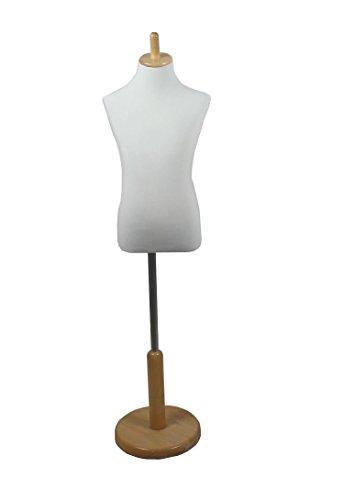 FixtureDisplays Mannequin Toddler Child Display Body Bust Forms Maniki 13791