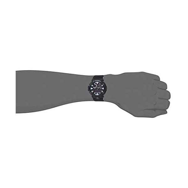 Casio Reloj Analogico-Digital para Mujer de Cuarzo con Correa en Resina GA-700PC-1AER 7