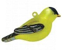 Cobane Studio LLC COBANEC346 Goldfinch (Goldfinch Bird Animal)