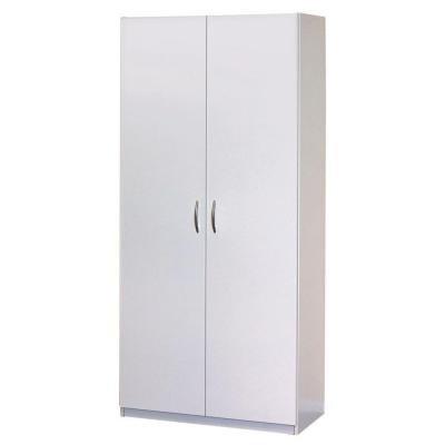 Closetmaid 2-door 30 In. Wardrobe Cabinet - White - - Amazon.com