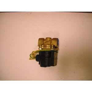 Parker 12f22c2148aafye15 Solenoid Valve With Coil Multi-use by PARKER