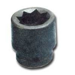 Armstrong 3/4in. Drive 8 Point Standard Impact Socket – 15/16in. Tools Equipment Hand Tools
