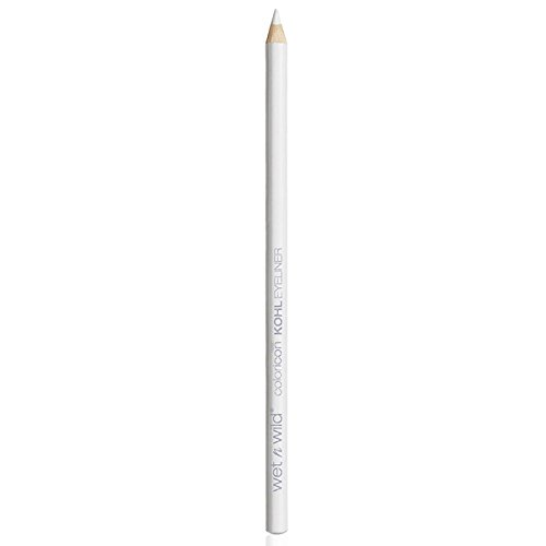 Wnw Eyelnr 608a Pencil Wh Size 0.04o Wet & Wild Color Icon Kohl Eyeliner Pencil 608a You'Re Always White! 0.04oz ()
