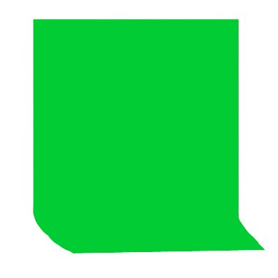 ePhoto 10x20 Green Muslin Chroma key Background, 10x20 Foot