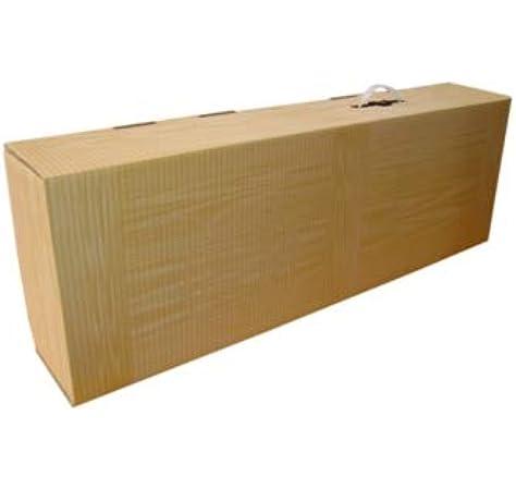 10 x Cajas Jamonera Imitación Madera para jamón o paleta 85x26x15: Amazon.es: Oficina y papelería