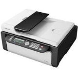 Ricoh Copier Fax Machines (Ricoh 406945 Black & White Printer with Scanner, Copier and Fax)