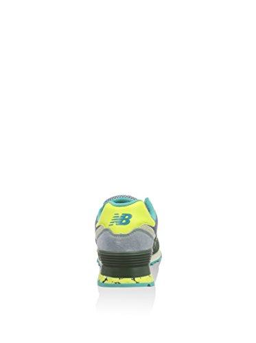 New Balance Herren Nbwl574tsz Sneaker Dark Green