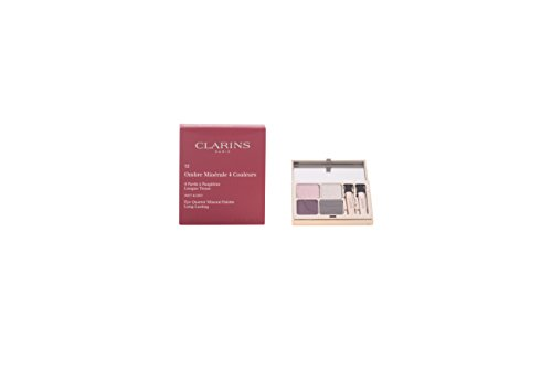 Clarins Eye Quartet Mineral Palette 12 Vibrant Light