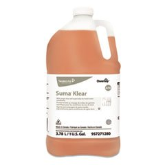 Diversey - Suma Klear A10 Rinse Aid, 1 Gal Bottle, 4/Carton by Diversey
