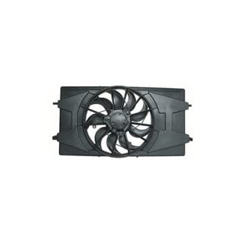 NEW DUAL RADIATOR FAN ASSEMBLY FITS 2011-2015 CHEVROLET VOLT GM3115258