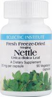 Eclectic Institute Stinging Nettle -- 300 mg - 90 Vegetarian Capsules - 2pc (Dried Freeze Leaf Nettle)