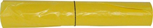 120l Di 400786 100st 70my Sacchetti Immondizia giallo ZOSfqq78w