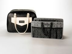 Mary KAY Consultant Kit Bag (Great Luxury Look) Purse - Bag - Tote W/insert