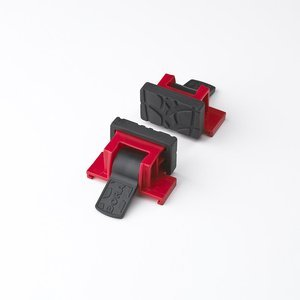 Bora Auxiliary Clamps Bora 542002 Accessory Clamps – set of 2. Turns your Bora Wide Track Clamp Edge into a Vise for easy, hands-free stability while you work.