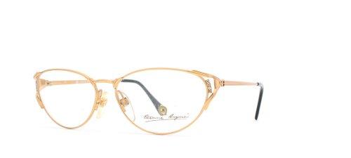 etienne-aigner-76-30-gold-authentic-women-vintage-eyeglasses-frame