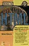 img - for Manual de Dynamic HTML (Spanish Edition) book / textbook / text book