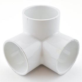 2'' PVC (Sch. 40) 90° Elbow w/ Side Outlet - Pack of 10