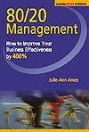 img - for 80/20 Management by Julie-Ann Amos (2005-03-30) book / textbook / text book