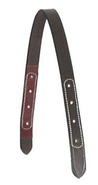 Gatsby Leather Company Crown Leather Halter