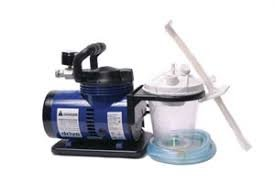 """800 Cc Canister - Carerra Heavy Duty Mucus Secretion Machine For Home Use Includes 800 cc suction canister, 6' suction tube, 10"""" suction canister tubing, hydrophobic filter - Home Use Aspirator"""