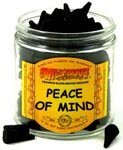 Peace Of Mind - 100 Wildberry Incense Cones