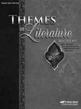 Themes in Literature Teacher Quiz/Test Key ()