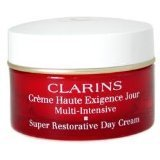 Clarins Super Restorative Day Cream, All Skin Types 1.7-Ounce Box Review