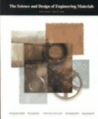 Science and Design of Engineering Materials 2e E-Text with Mat in Focus hybrid CD-ROM