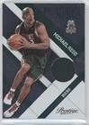 Michael Redd #393/499 (Basketball Card) 2010-11 Prestige - Prestigious Pros - Green Materials [Memorabilia] #22 ()