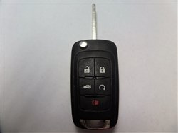 13500224 BUICK LACROSSE Factory OEM KEY FOB Keyless Entry Car Remote Alarm - Factory Keyless System