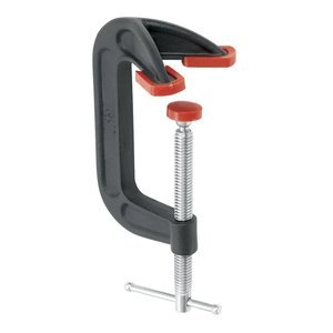Bessey DHCC-4 4_Inch Double Headed C-Clamp