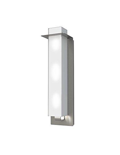 Series Vertical Vanity Light - Kendal VF6800-3L-SN SOVREN Series 3 Light Vertical Bath Light, Satin Nickel