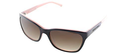 Emporio Armani EA4004 504613 Black/Pink EA4004 Square Sunglasses Lens Categor (Sonnenbrille Emporio Armani)