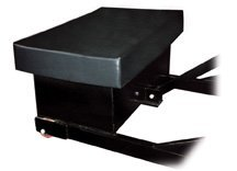 First Team FT82BC Foam-Vinyl Ballast Box Padding for Rampage Portable Goals, Black B0043D5BRW