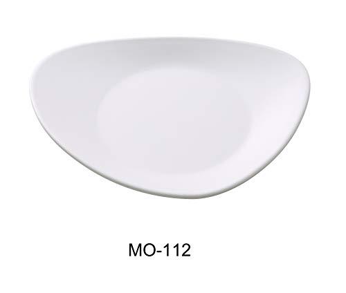 12 In Triangle Plate - Yanco MO-112 Moderne 12