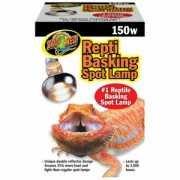 Zoo Med Reptile Basking Spot Lamp 150 - Uva Basking Lamp Reptile Spot