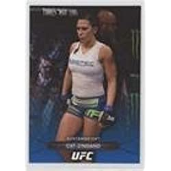 Cat Zingano (Trading Card) 2016 Topps UFC High Impact - Topps Online Exclusive [Base] - Blue #2