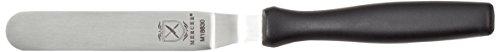 Offset Black Spatula (Mercer Culinary Offset Spatula, 4.25 Inch, Black)