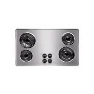 36 electric coil cooktop - 2
