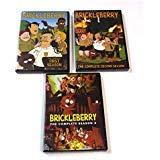 Brickleberry: The Complete TV Series Seasons 1,2,3 DVDs 1-3 (6 Discs)