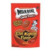 Milk Bone Dog Treats Filet Mignon Flavor 5.6 Oz
